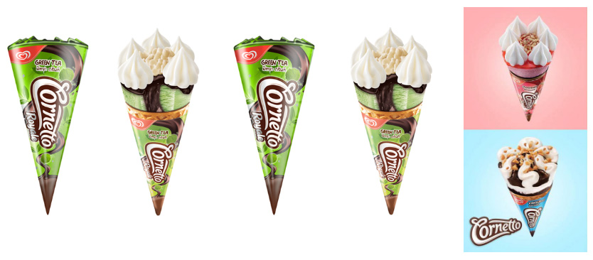 cornetto ice cream singapore