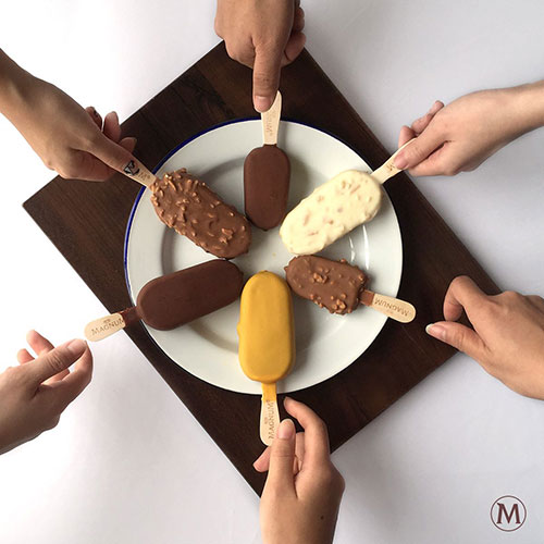 Magnum Ice Cream Singapore wholesaler - Delivery & Service ...